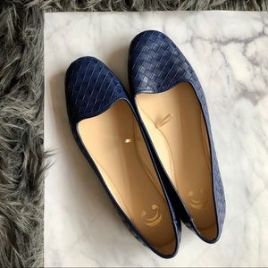 Charming Charlie | Navy Blue Flats
